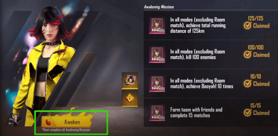 What is the use of awakening Shard in free fire | 2021