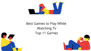 games to play while watching tv