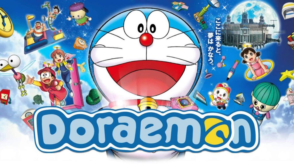 Doraemon games download for android