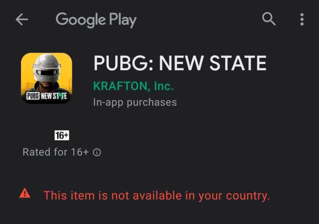 Breaking! PUBG: New State game reported, pre-enrollment now live
