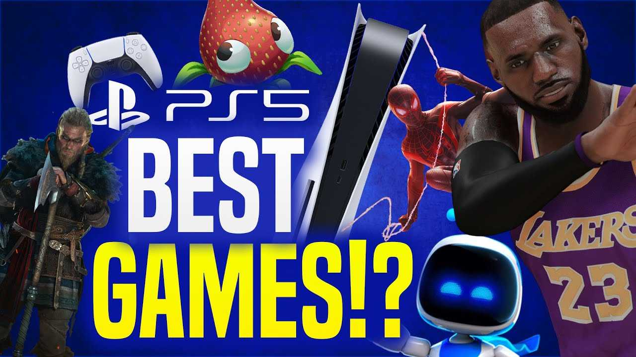 best ps5 games to play