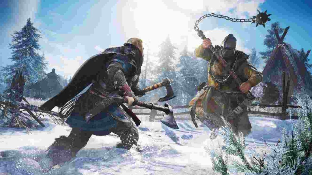 Assassin's Creed Valhalla Review ps5 In 2021
