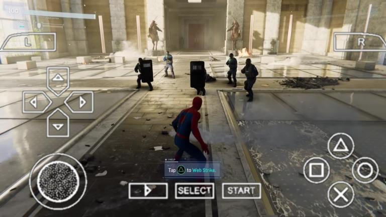 marvel spider man game download for android ppsspp