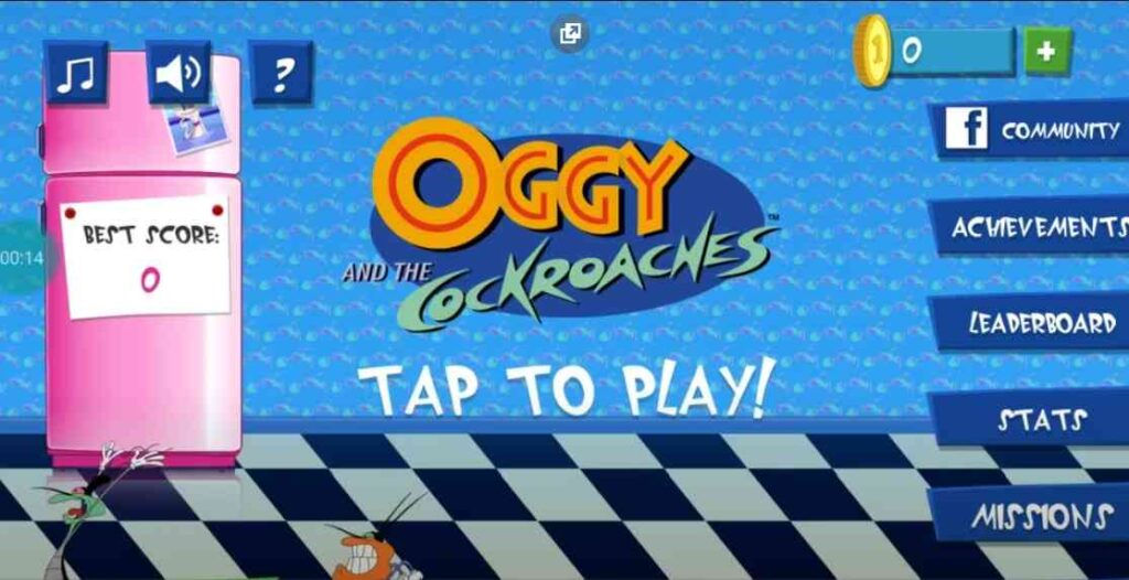 Best Oggy And The Cockroaches Game Download For Android Free 2021
