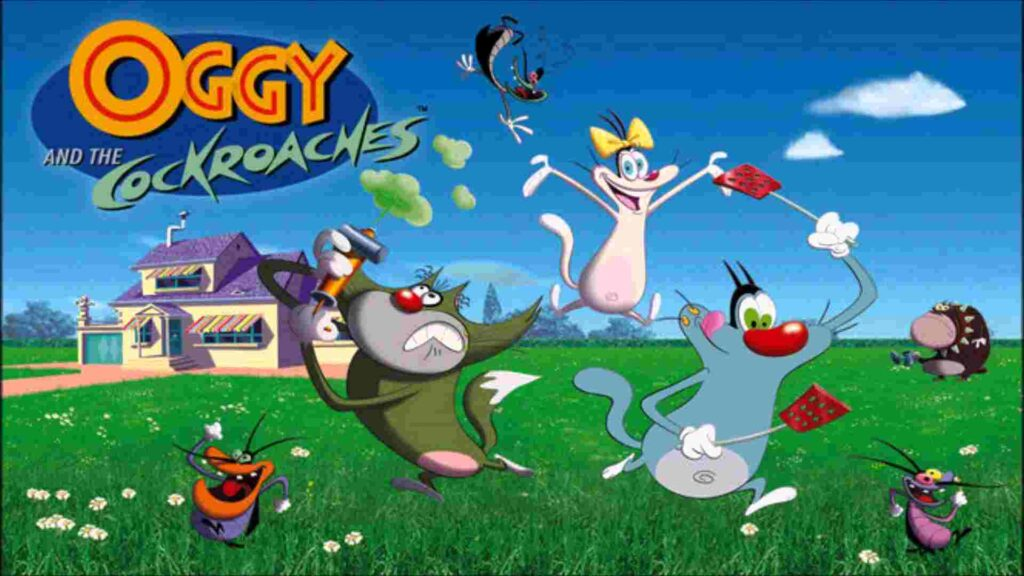 Oggy And The Cockroaches Game Download For Android