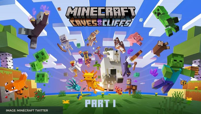DOWNLOAD MINECRAFT 1.17 ON ANDROID
